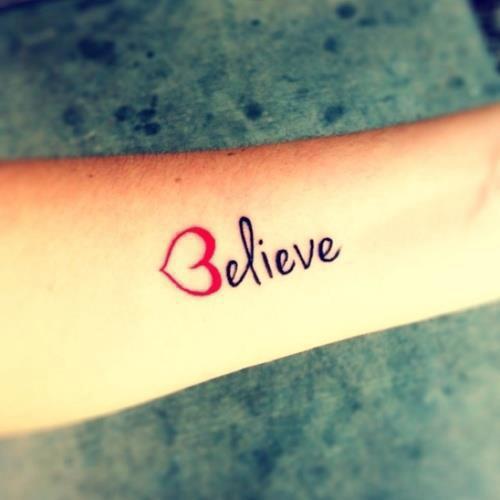 Imágenes Con Tatuajes Y Mensajes Bonitos En Tatoo Para Descargar Gratis