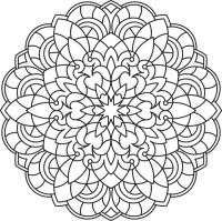 365 Mandalas Para Colorear Pdf Mandalas Para Pintar