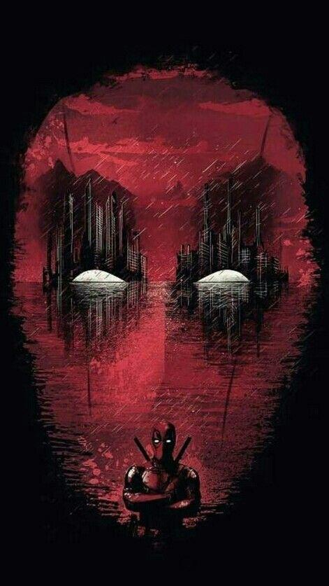 Wallpapers Fondos de Pantalla Deadpool para Celular HD