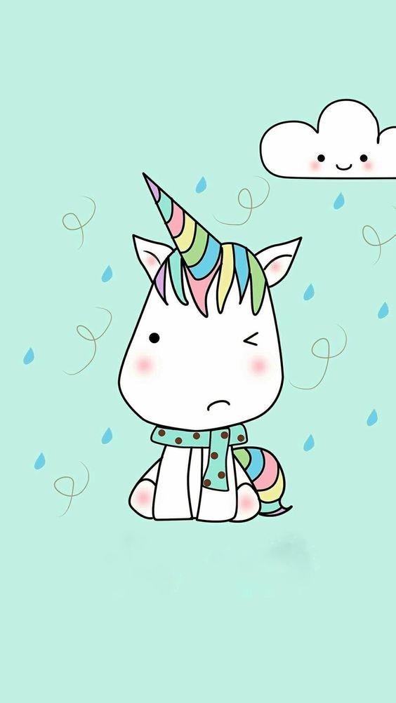 Fondos de Pantalla Unicornios para Celular HD Kawaii