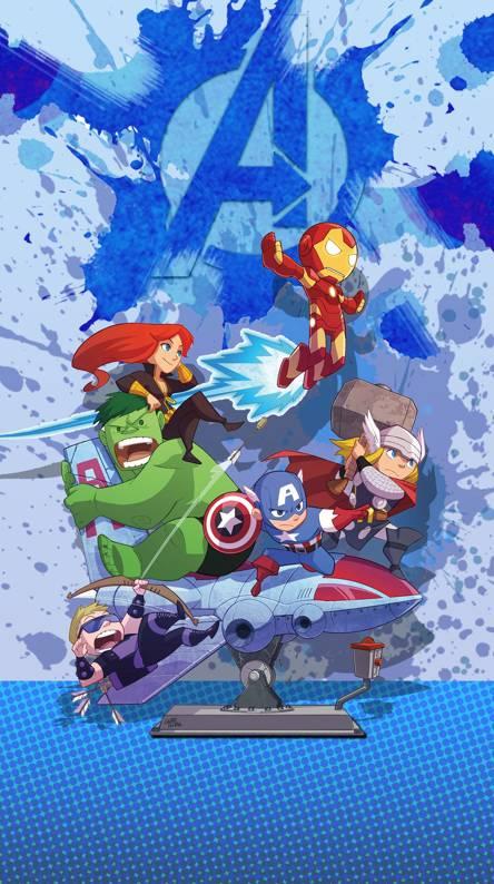 Fondos de Pantalla Avengers Infinity War Celular HD y 4K