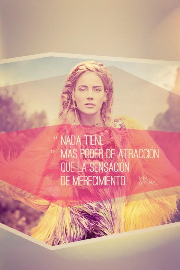 Imágenes con Frases Espirituales de Mia Astral Descargables