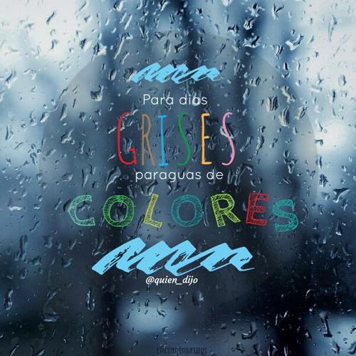 Imágenes de Buenos Días Con Lluvia Para un Día Gris
