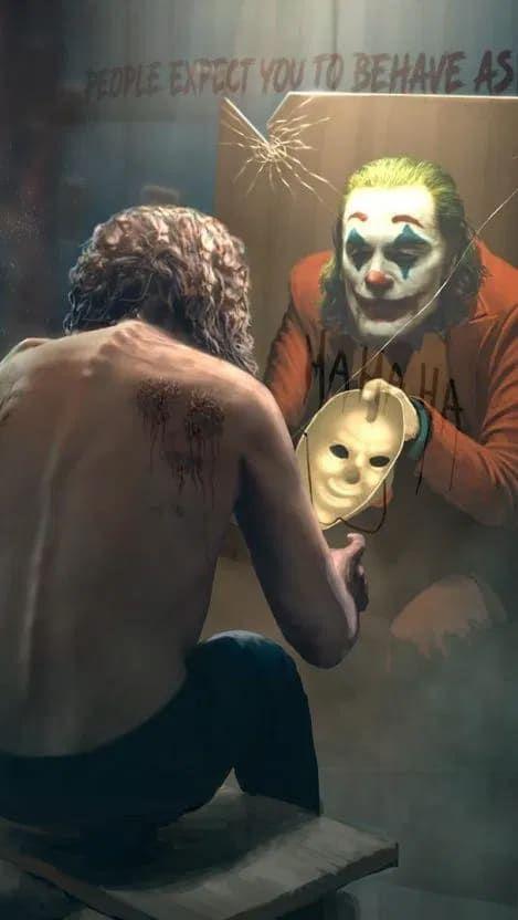 Imágenes de Fondos de Pantalla Del Joker para Celular en HD