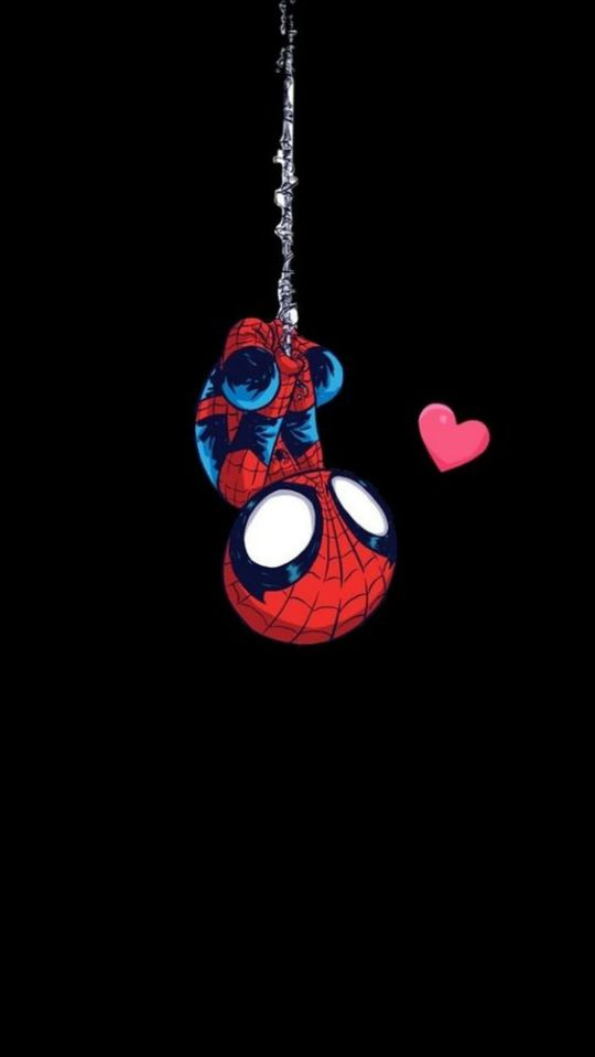 Spiderman-fondos-pantalla-celular-4k-hd-pinterest
