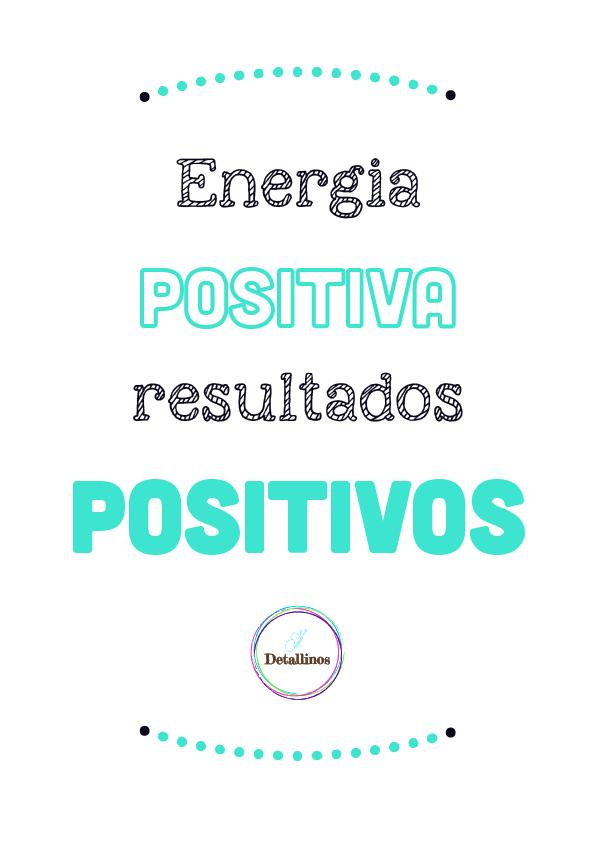Tarjetas de Pensamientos Positivos Cortos Gratis
