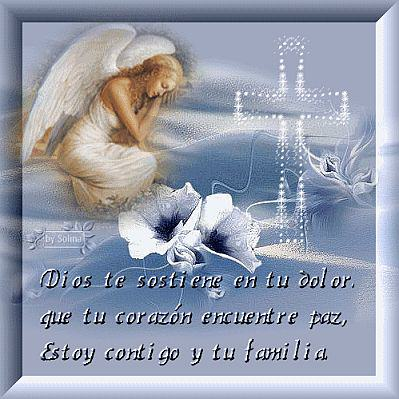 Tarjetas de Pésame y Condolencias Para un Ser Querido