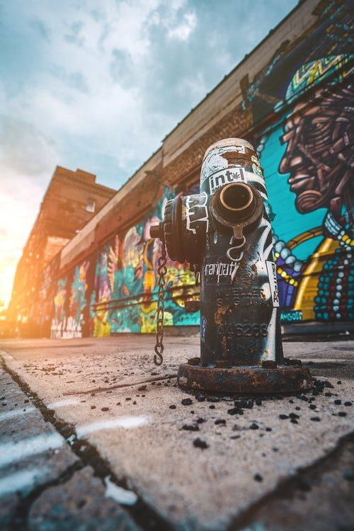 Fondos de Pantalla de Graffitis 3D para Celular 4K