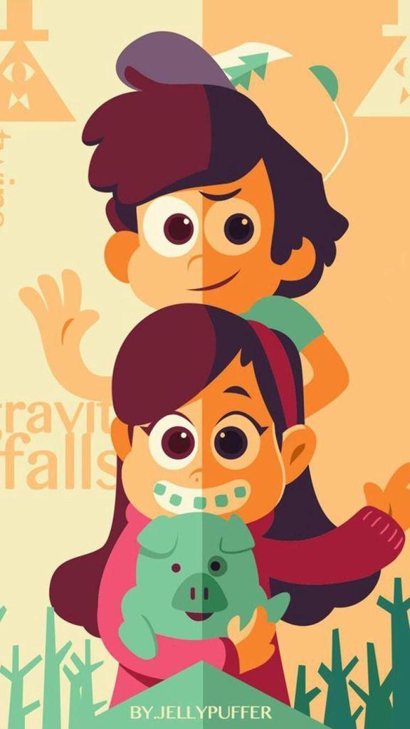 Fondos de Pantalla de Gravity Falls HD para Celular