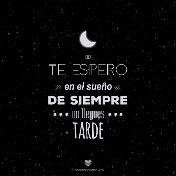 Buenas Noches Amor Mio a Descansar y Dulces Sueños