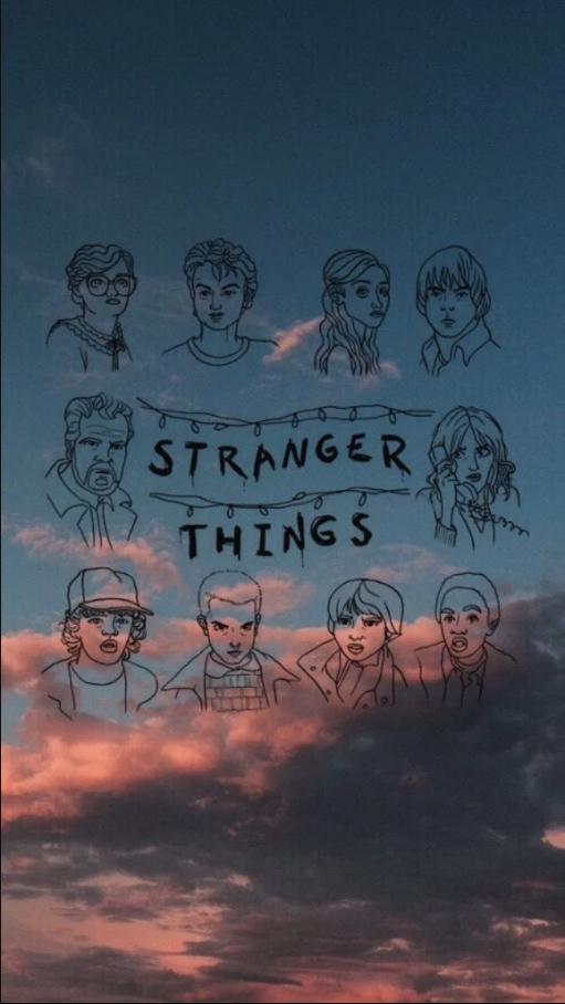 Fondos de Pantalla Stranger Things 3 HD Celular | Tumblr