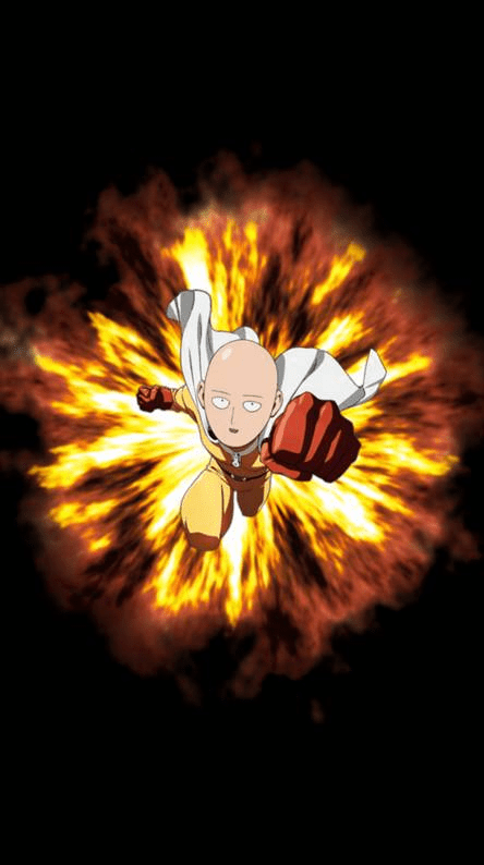 Fondos de One Punch Man Para Celular