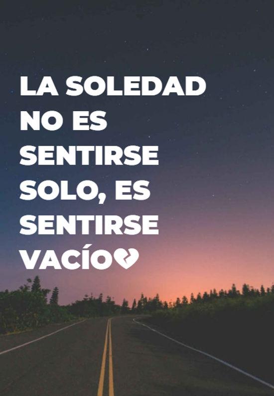 Frases de Sentirse Sola y Triste para Dedicar