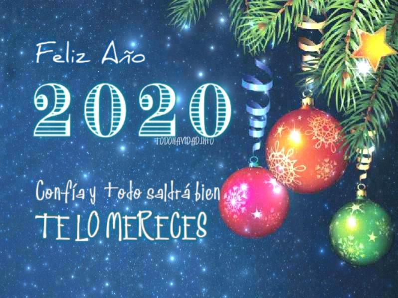 Frases Feliz Año Nuevo 2020 Cortas y Fin de Año 2019