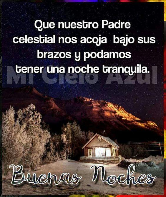 Imágenes Con Frases Chidas de Buenas Noches Gratis