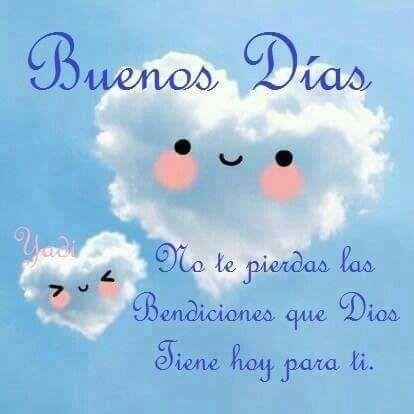 Buenos Días Positivos y Alegres