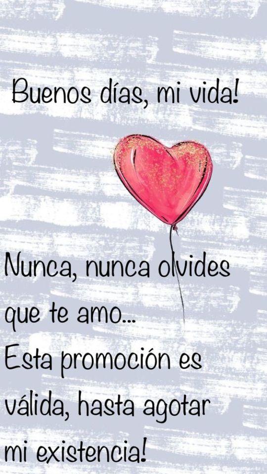 Mensajes de Buenos Dias para mi Amor Largos y Bonitos