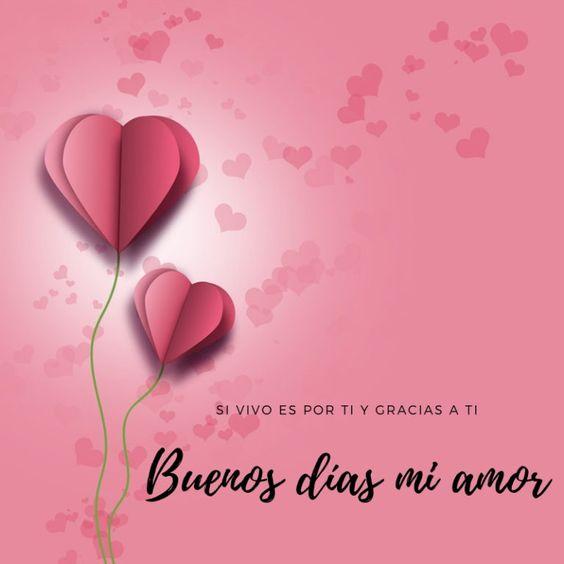 Mensajes de Buenos Dias para Enamorar a una Mujer