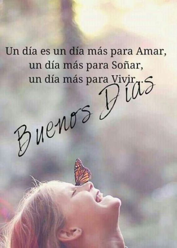 Saludos de Buenos Días Originales con Frases de Feliz Día