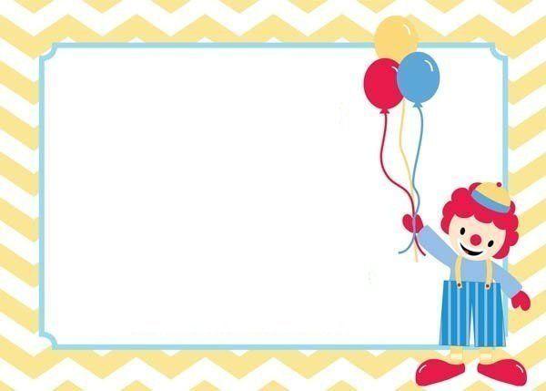 Tarjetas de Feliz Cumpleaños para Imprimir y Escribir