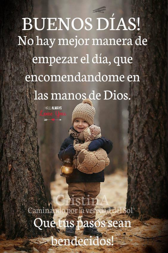 Tarjetas Cristianas de Buenos Días