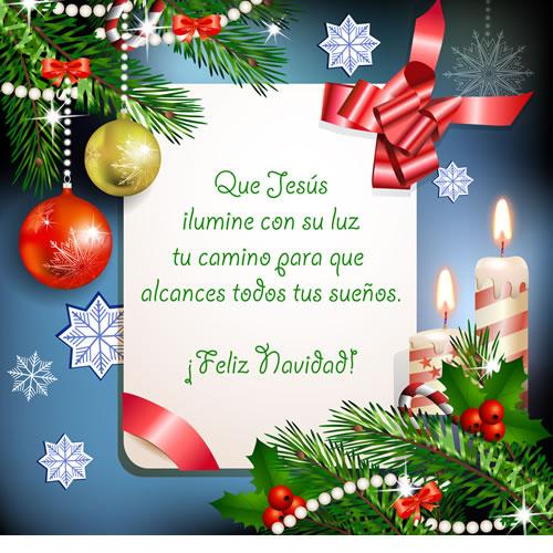 Mensajes de navidad 3
