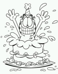 dibujos de cumpleaños