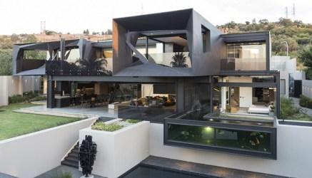 casas dentro lujosas fuera imagenes casa interior futurista