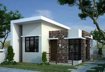 casas sencillas hermosas pero modelos imagenes casa piedra modelo acabado piso