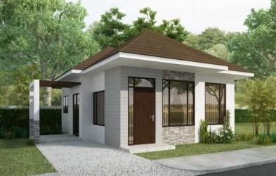 casas sencillas bonitas redstone designs dentro simple subdivision minimalist imagenes homes philippines modelos pero lot plans tiny modelo casa sencilla