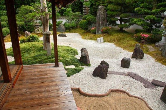 Imagenes Con Ideas Para Realizar Un Jardin Zen En Tu Casa
