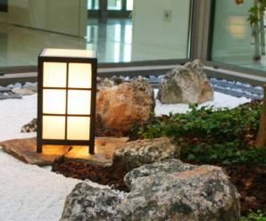 Imagen Con Ideas De Diseño Para Un Jardin Interior