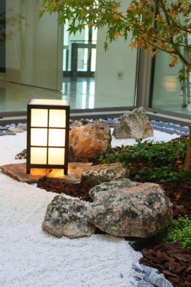 Imagenes Con Ideas Para Un Jardin Interior