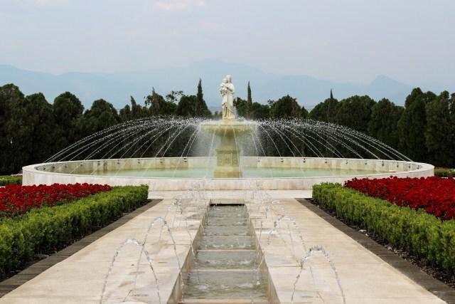 Jardines de Mexico Jardin Ambiente Italiano