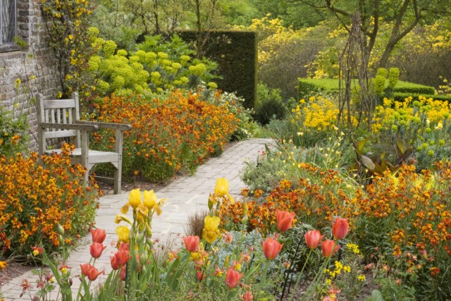 Jardines del Castillo Sissinghurst, Kent