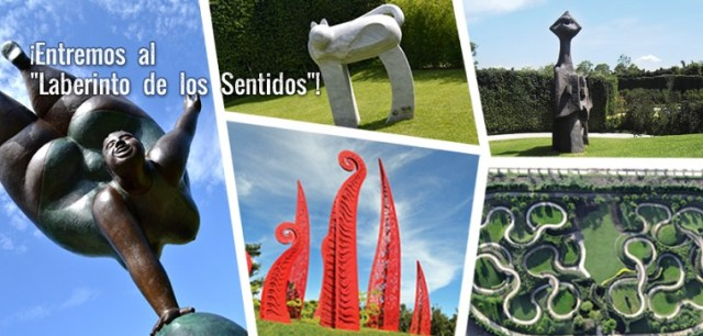 Laberinto de los sentidos Jardines De Mexico