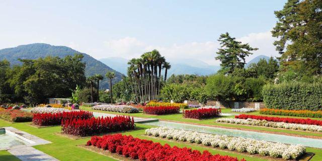 Villa Taranto El Famoso Jardin Italiano