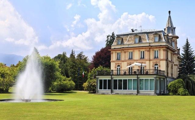 Villa Taranto - jardin Italiano mas bello