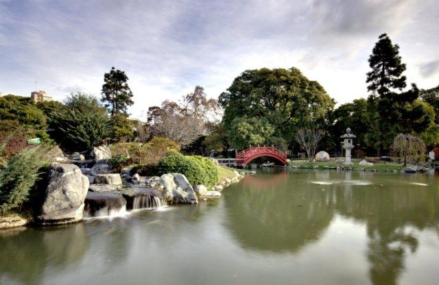 Imágenes del jardin Japones en argentina Buenos Aires