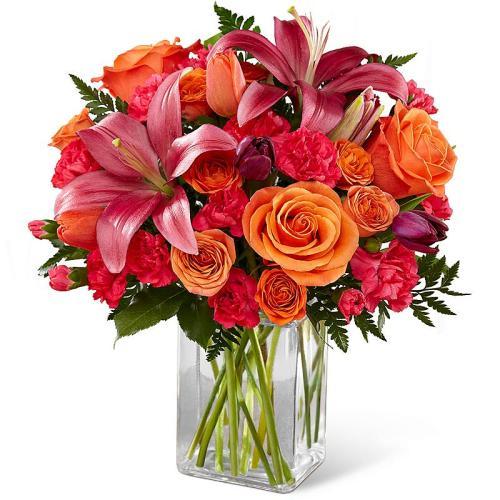 Imagen bonito ramo de flores