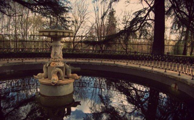 Imagenes el Capricho fountain