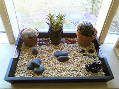 Imagenes jardin zen pequeño