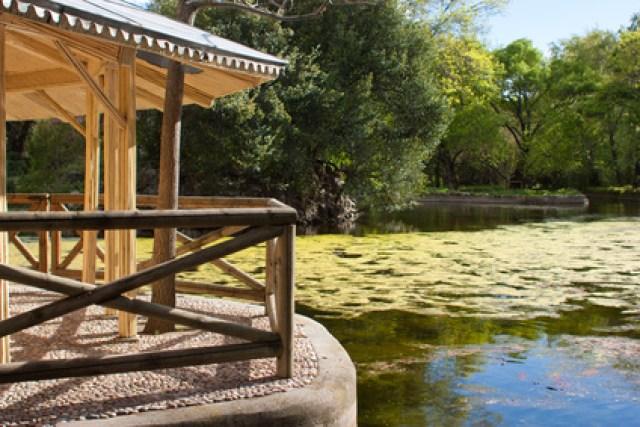 Jardines El Capricho, Madrid