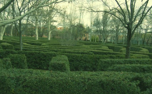 Parque el capricho jardines Madrid