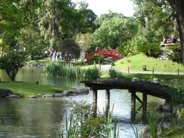 imagenes del jardin japones ubicado en buenos aires