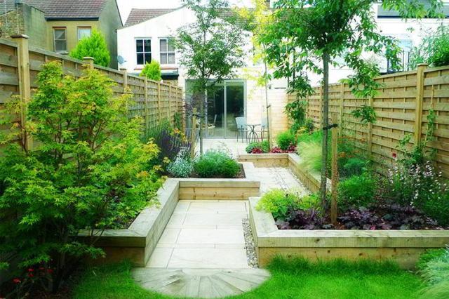 Fotos De Jardines Modernos Para Casas - Jardines-casas-modernas