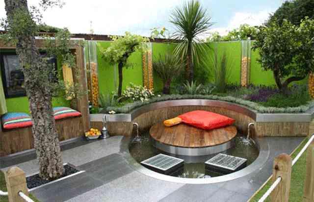 Imagen de diseño de jardin moderno