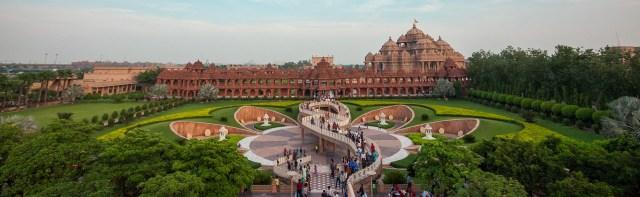 Fotografia Jardines De Yogi Hraday Kamal En India
