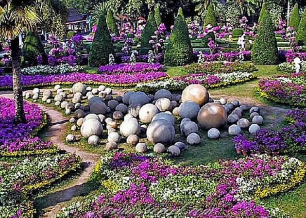 Fotos del Jardin Suan Nong Nooch