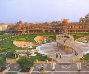 Imagenes De Los Jardines De Yogi Hraday Kamal En India